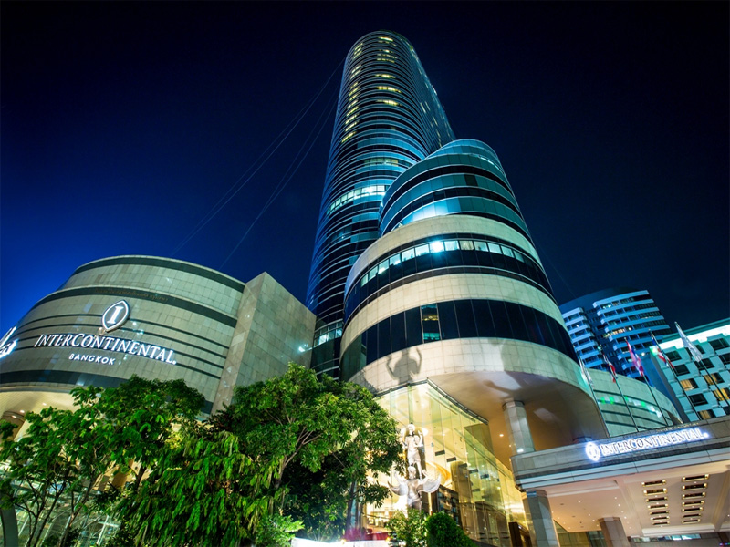 INTERCONTINENTAL-HOTEL-BANGKOK---exterior-of-hotel