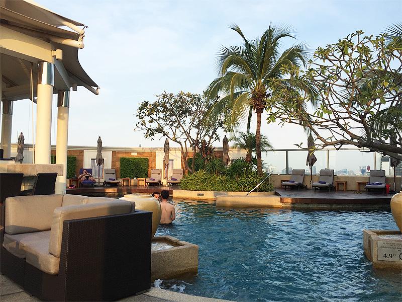 Intercontinental Bangkok Hotel Review The Walking Critic The Walking Critic