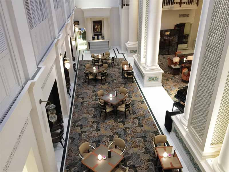 INTERCONTINENTAL SINGAPORE Lobby lounge