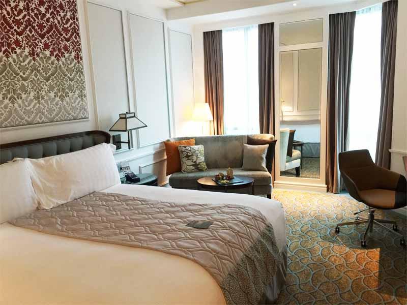 INTERCONTINENTAL SINGAPORE room 1407