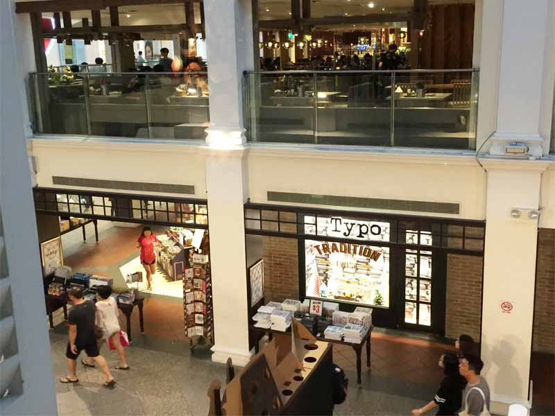 INTERCONTINENTAL SINGAPORE shops