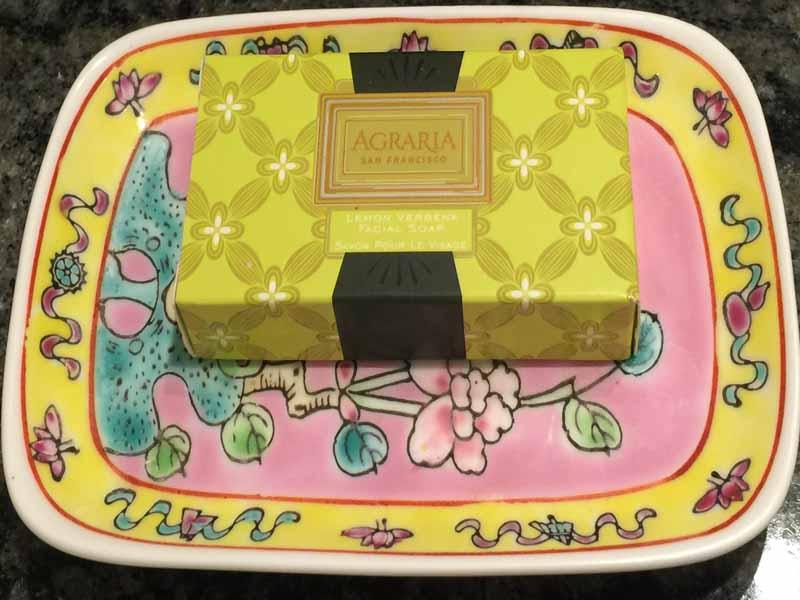 INTERCONTINENTAL SINGAPORE soap dish in bathroom