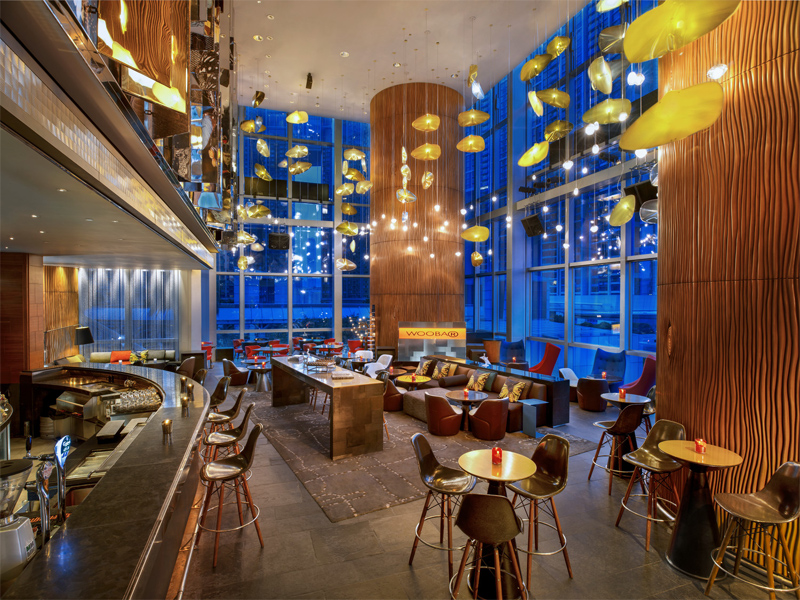 W HONG KONG Woobar reviews