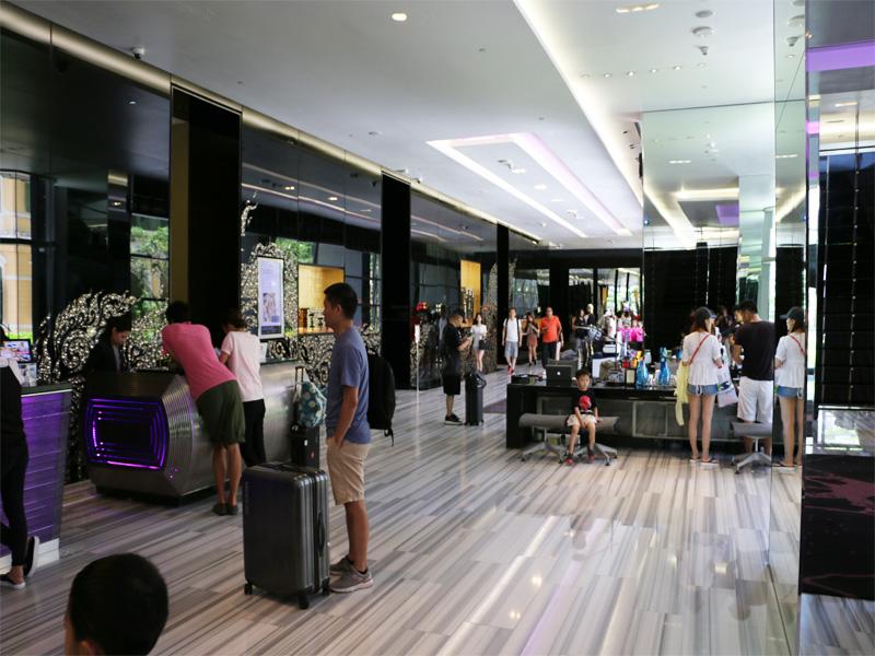 W Bangkok Hotel Review Walking Critic