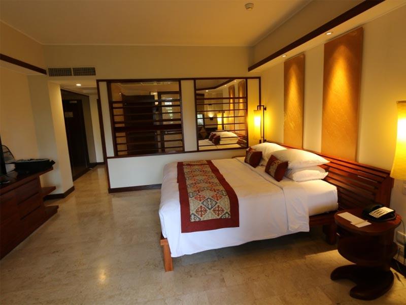 GRAND HYATT NUSA DUA HOTEL REVIEW main bedroom