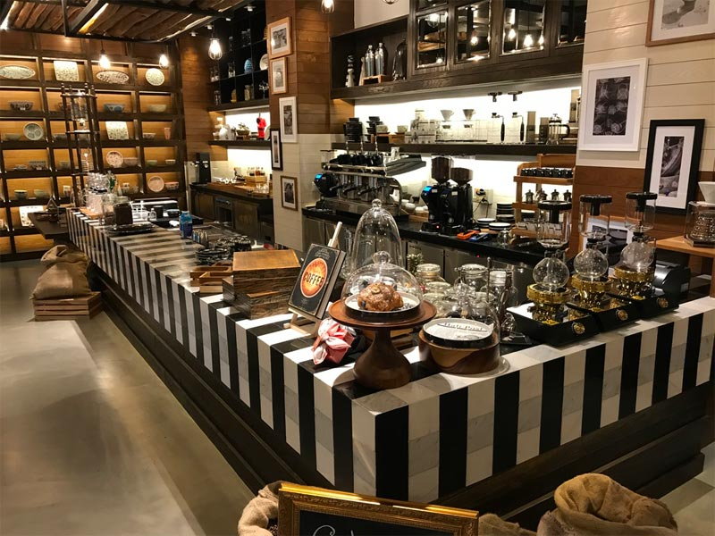 HOTEL INDIGO BALI REVIEW Pottery Cafe review