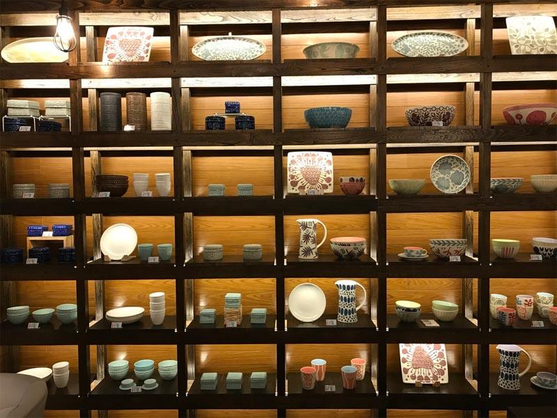 HOTEL INDIGO BALI review Pottery Cafe Kevala pottery