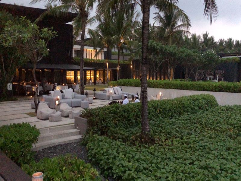 SOORI BALI Ombak view to hotel
