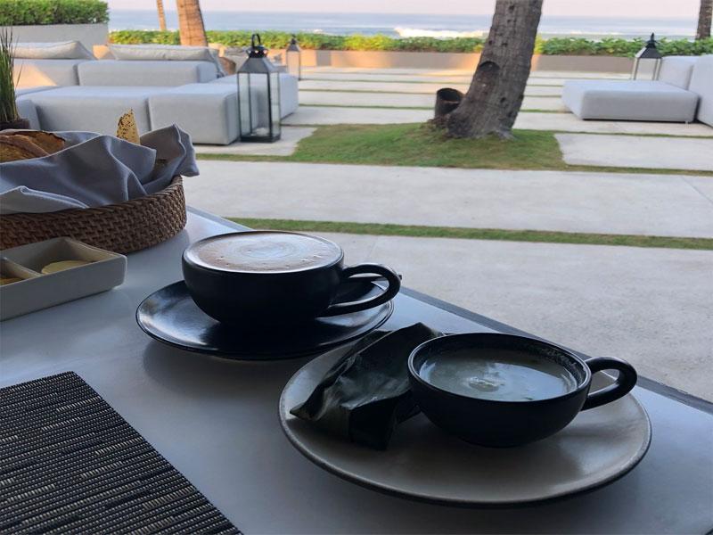 SOORI BALI coffee and thinking time
