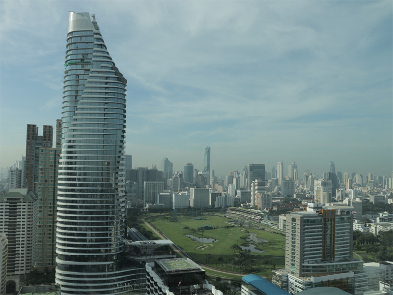 INTERCONTINENTAL-Bangkok-Club-Intercontinental-view