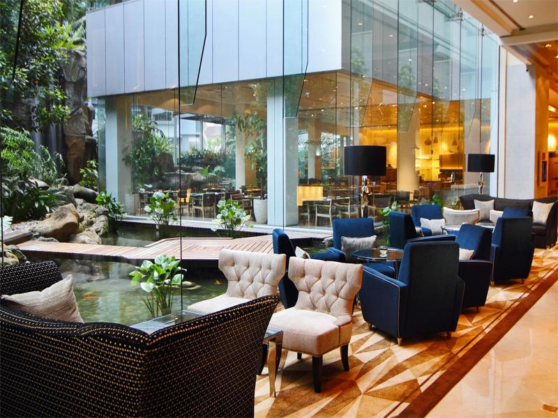 OneSixFive-lounge Intercontinental Hotel Kuala Lumpur