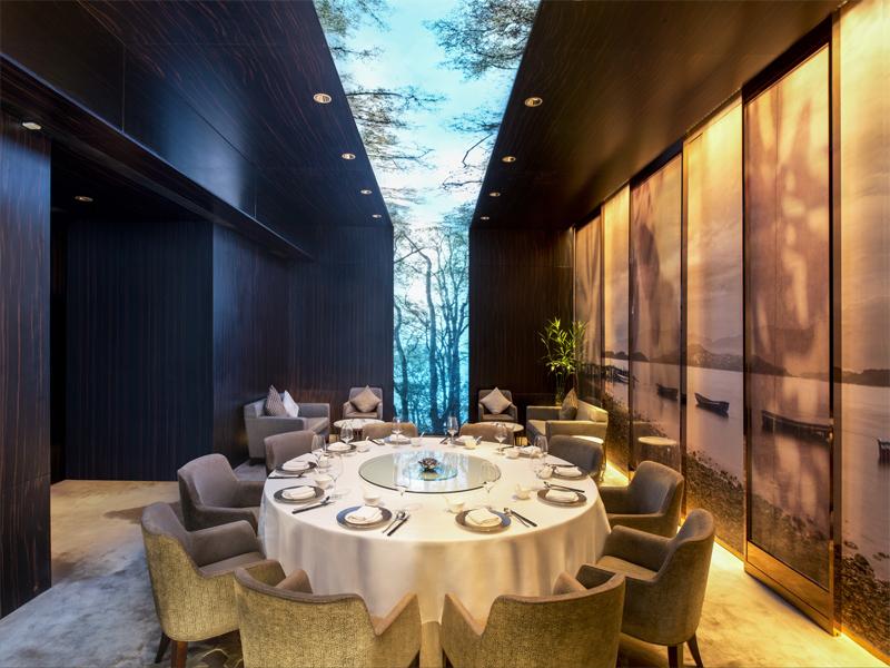 W HONG KONG SING YIN restaurant