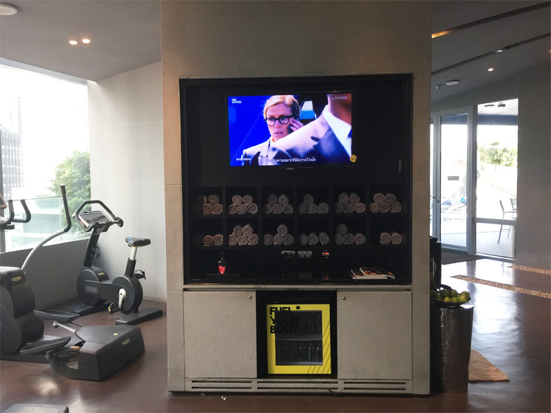 FIT GYM at the W Bangkok