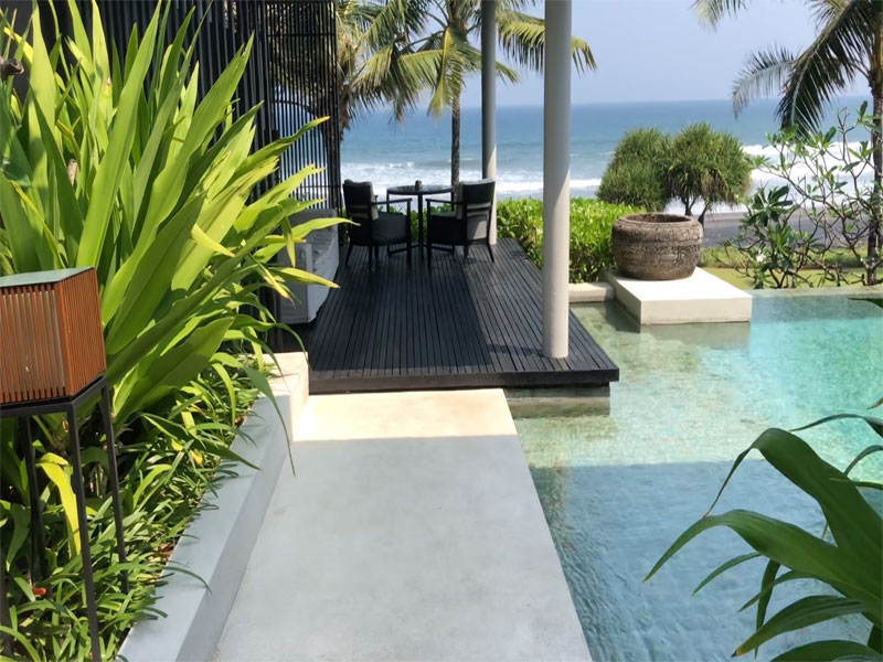 SOORI BALI villa 203 pool and ocean view